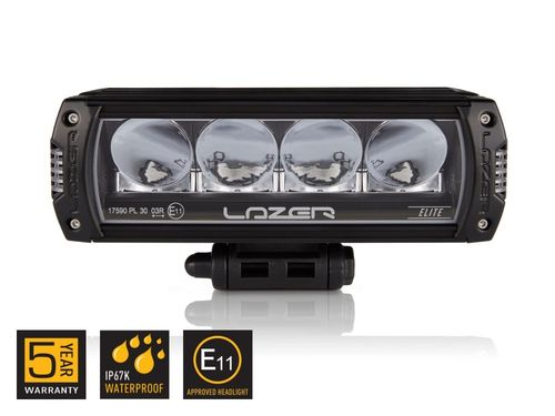Lazer Lamps Triple-R 750 Elite 3 LED Scheinwerfer